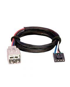 Tekonsha Brake Control Wiring Adapter - 2-Plug - Ford
