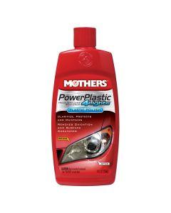 Mothers PowerPlastic 4Lights® Plastic Polish - 8oz