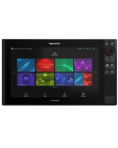 Raymarine Axiom Pro 16 RVX MFD w/RealVision 3D and 1kW CHIRP Sonar - Navionics+ Chart