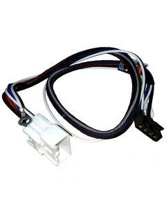 Tekonsha Brake Control Wiring Adapter - 2 Plugs, Toyota