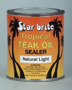 Tropical Teak Oil Sealer
