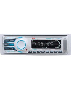BOSS AUDIO MR1308 MARINIZED MP3/AM/FM RECEIVER W/BLUETOOTH
