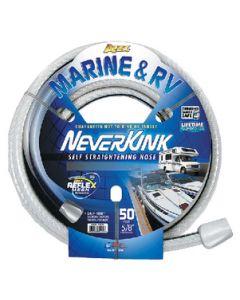 Neverkink White Marine And Rv Hose (Teknor Apex)