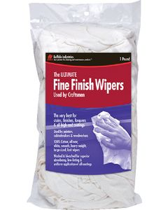ULTIMATE FINE FINISH KNIT WIPERS (BUFFALO IND)