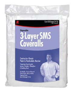 Sms Disposable Coveralls (Buffalo Industries)