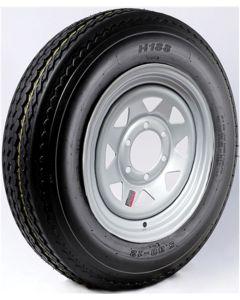 "Kenda K558 13"" Bias Tire & Wheel Assemblies, ST185/80D-13 - Loadstar"