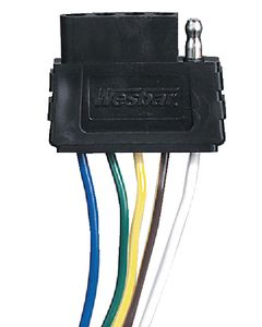 5-Way Wire Harness Connector (Wesbar)