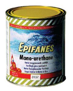 Mono-Urethane Topside Finish (Epifanes)