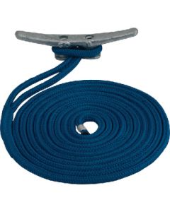 SEADOG PREMIUM DOUBLE BRAIDED NYLON DOCK LINE Braided Dock Line