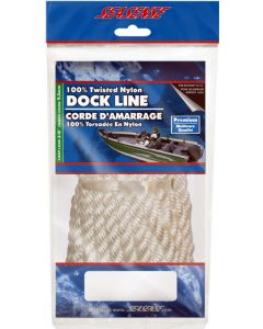 Seasense Twisted Nylon Dock Line