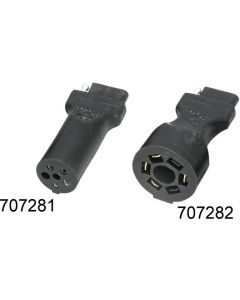 Standard Vehicle/Trailer Adapters - Step-Down Style