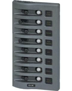 Blue Sea WeatherDeck Waterproof Circuit Breaker Panels
