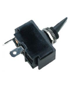 Toggle Switch, Black Plastic - Seachoice