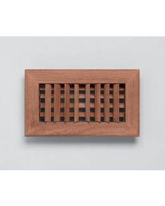 Whitecap Teak Louvered Vents