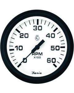 Euro White Series (Faria Instruments) - Tachometer