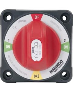 PRO INSTALLER 400A SELECTOR BATTERY SWITCH (MARINCO)