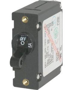 Blue Sea A-Series Toggle Single Pole AC/DC Circuit Breakers