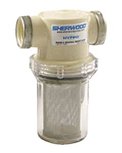 Sea Water Strainer (Sherwood Pump)