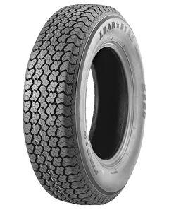 "Kenda K550 15"" Bias Tire & Wheel Assemblies, ST205/75D-15 - Loadstar"