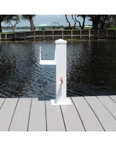 Marine Water Dock Pedestals - C&M Marine Products