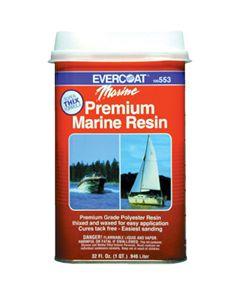 Evercoat Premium Marine Resin With Super Thix