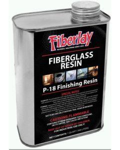 Fiberlay Finishing Resin