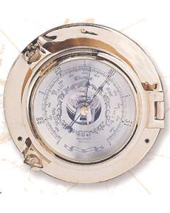 Port Hole Barometer - High Shine
