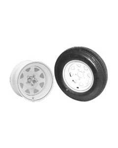"""12"""" Bias Tire And Wheel Assembly, K353, 530-12 - Loadstar"""
