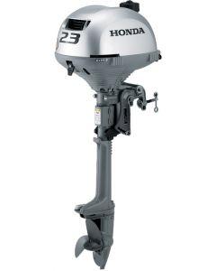 Honda 2.3hp Outboard, Short Shaft