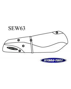 Kawasaki ST / STS / 750 STX & 900 STX (Pre 99) PWC Seat Cover by Hydro-Turf®