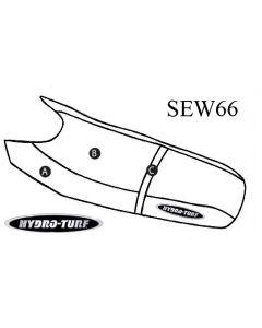 Kawasaki 750 SS / Xi PWC Seat Cover by Hydro-Turf®