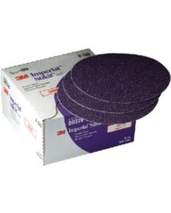 "3M Stikit Imperial Purple Discs 8"" Boxed Discs"