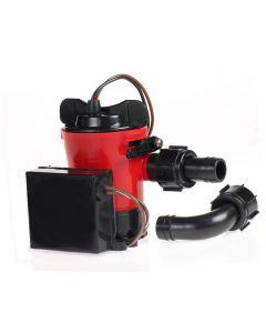 Johnson Pump Ultra Combo Manual & Automatic Cartridge Bilge Pump 12v