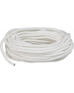 Seasense Diamond Braid, Nylon Rope, White