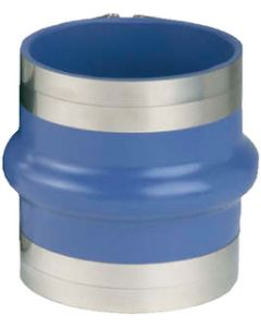 Trident HUMP HOSE SILICONE W/CLAMPS