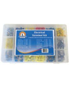 S&J Electrical Terminal Kit 360pcs - S & J Products