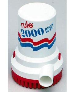 Rule PUMP 24V
