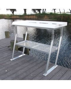 "C&M Marine Products 50"" Fish Cleaning, Fillet Table"