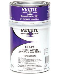 SR-21 Slime Resistant Fresh Water Antifouling Paint - Pettit Paint
