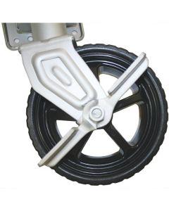 "Seasense Jack, 1500lb, 4"" x 8"" Mighty Wheel With Brake"