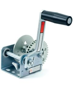 Seasense Zinc Winch, 3:1, 600lb