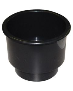 "Seasense, Recessed Cup Holder, 2""x3"", Black, Recessed Cup Holders"
