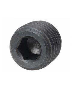 Sierra Plug 1/4 Blacksteel - 18-4257