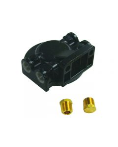 Sierra 18-7775 Filter Bracket-Alum 3/8 Npt
