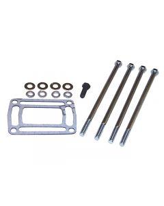 Sierra Exhaust Elbow Mounting Kit - 18-8507