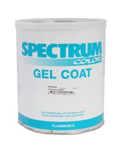 Spectrum Color Sea Fox, 2014, Arctic White Color Boat Gel Coat