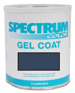 Spectrum Color Chaparral, 2001-2008, Atlantic Blue Color Boat Gel Coat