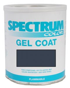 Spectrum Color Chaparral, 2009-2016, Biscayne Blue ASH Color Boat Gel Coat