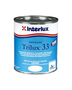 Trilux 33 with Biolux Antifouling Paint