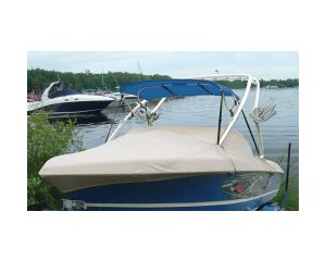 Taylor Made Ultima Bimini (with frame), Navy 62189